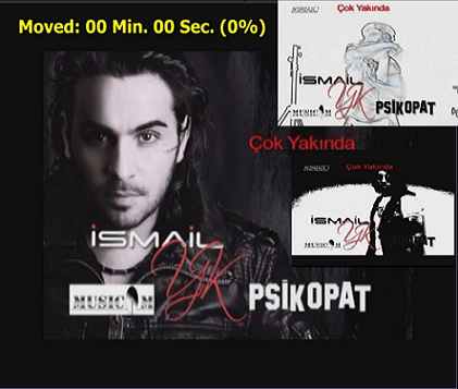 Ismail Yk,nin Yeni Albumunun Tizeri [Exclusive Turk-Show.Blogfa.CoM]